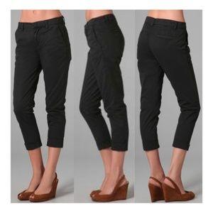 J Brand Marty slouchy cuffed chino pants size 26